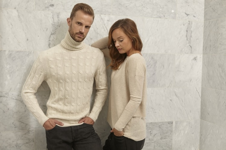 Men's Thick Cashmere Winter Sweaters