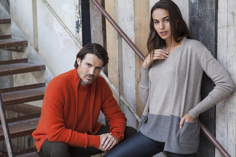Luxurious Women's Cashmere Sweaters